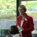 Vortrag von Vorstandsmitglied Barbara Klemm-Röbig
