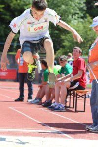 Tobias Gruesser Leichtathletik (c) Special Olympics Deutschland, Thomas Stolarczyk