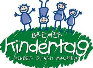 Logo Bremer Kindertag