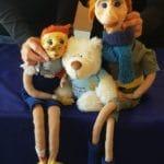"""Projekt """"Wunderzeit - die Puppenspielvisite"""", gefördert von Aktion Hilfe für Kinder"""