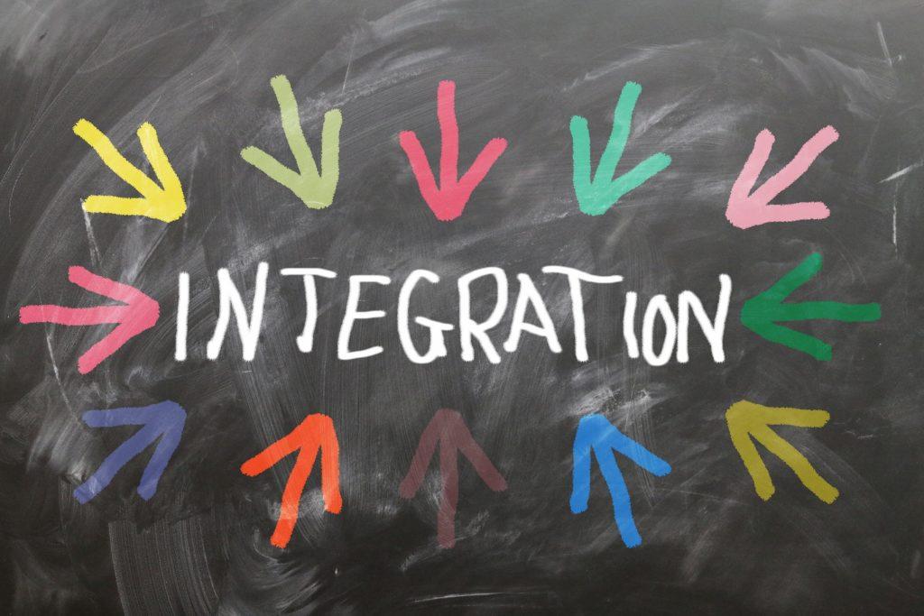 Integration, Aktion Hilfe für Kinder